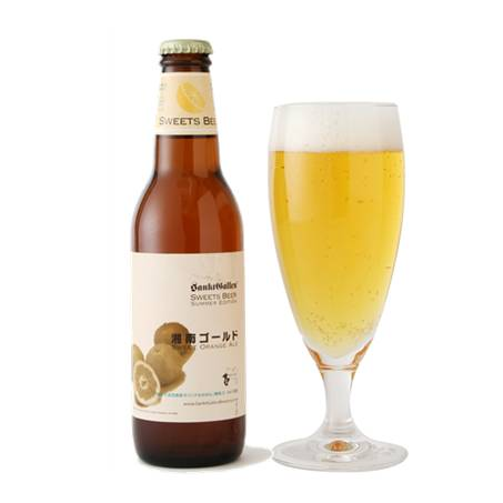 ビールラインナップ-湘南ゴールド | 元祖地ビール屋【サンクトガーレン】