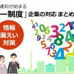 「マイナンバー制度」企業の対応まとめ! | 大塚商会