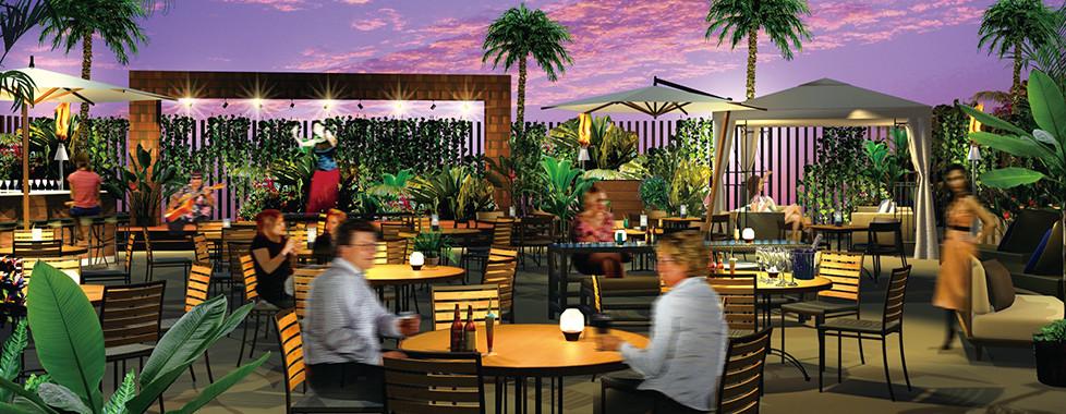 Aloha Table Hawaiian Beer Garden - 横浜モアーズ ハワイアンBBQで盛り上がるエンターテイメント・ビアガーデン!!