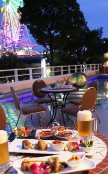 ヨコハマ グランド インターコンチネンタル ホテル「はまビア!海の見えるビアガーデン」