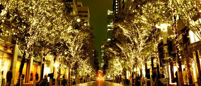 東京都千代田区「丸の内イルミネーション2015」2015/11/12 ~ 2016/02/14