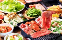 タカシマヤ BBQ ビアガーデン