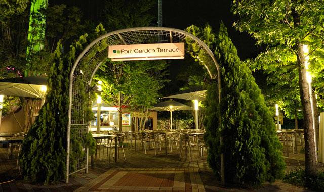 「ポートガーデンテラス」|レストラン&バー|東京ドームホテル