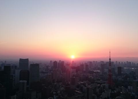 2017年 初日の出をみよう!「初日の出特別営業2017」応募受付中|イベント&スケジュール|東京シティビュー