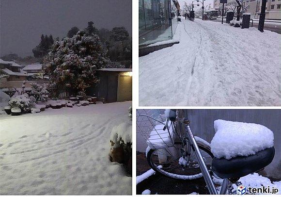 最強寒波による雪と寒さのまとめ(日直予報士) - tenki.jp