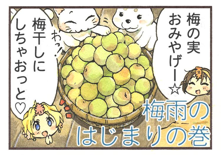 春ちゃん 気象歳時記「梅雨のはじまりの巻」 - NHK