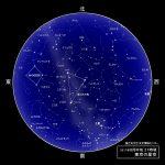 東京の星空・カレンダー・惑星(2017年8月) | 国立天文台(NAOJ)