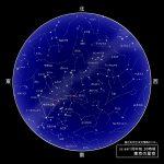 東京の星空・カレンダー・惑星(2018年1月) | 国立天文台(NAOJ)