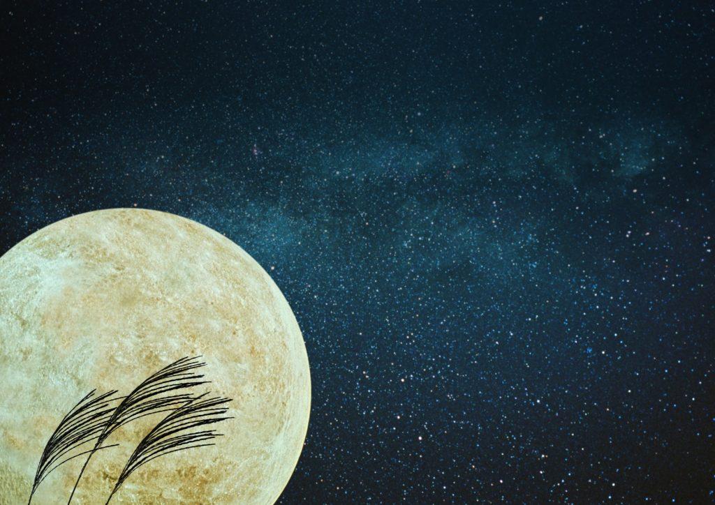 2018年10月21日は十三夜のお月見です。 | お天気.com