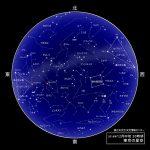 東京の星空・カレンダー・惑星(2018年12月) | 国立天文台(NAOJ)