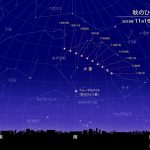 秋のひとつ星を見よう(2018年11月) | 国立天文台(NAOJ)