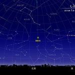 しぶんぎ座流星群が極大(2019年1月) | 国立天文台(NAOJ)
