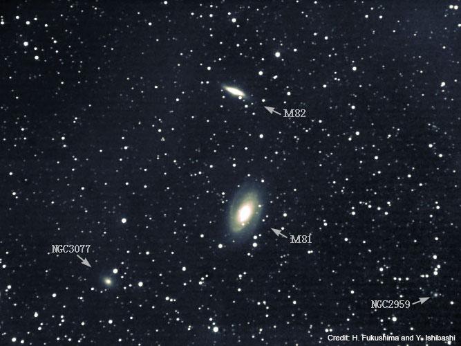 春の星空は「宇宙の窓」(2019年3月) | 国立天文台(NAOJ)