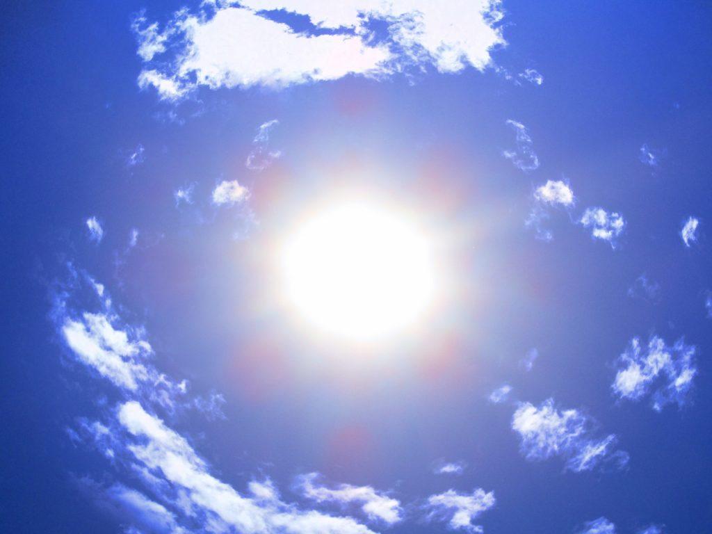 2019年6月21日は夏至(げし)です。 | お天気.com