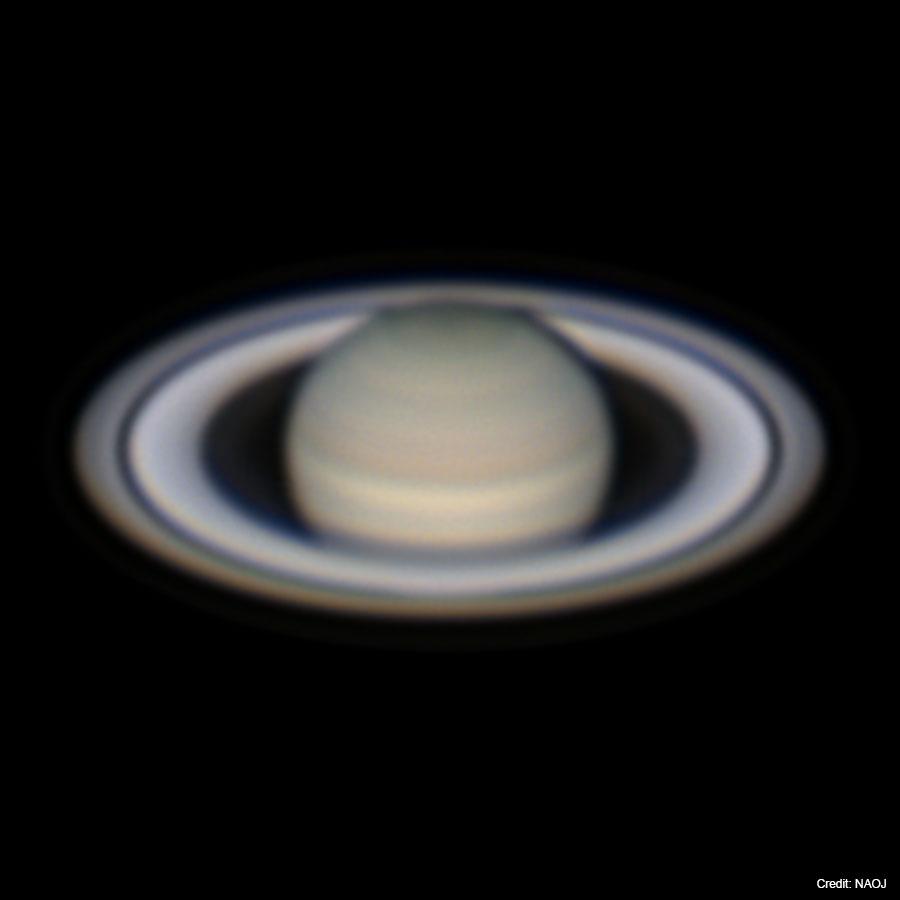 土星が見ごろ(2019年7月) | 国立天文台(NAOJ)