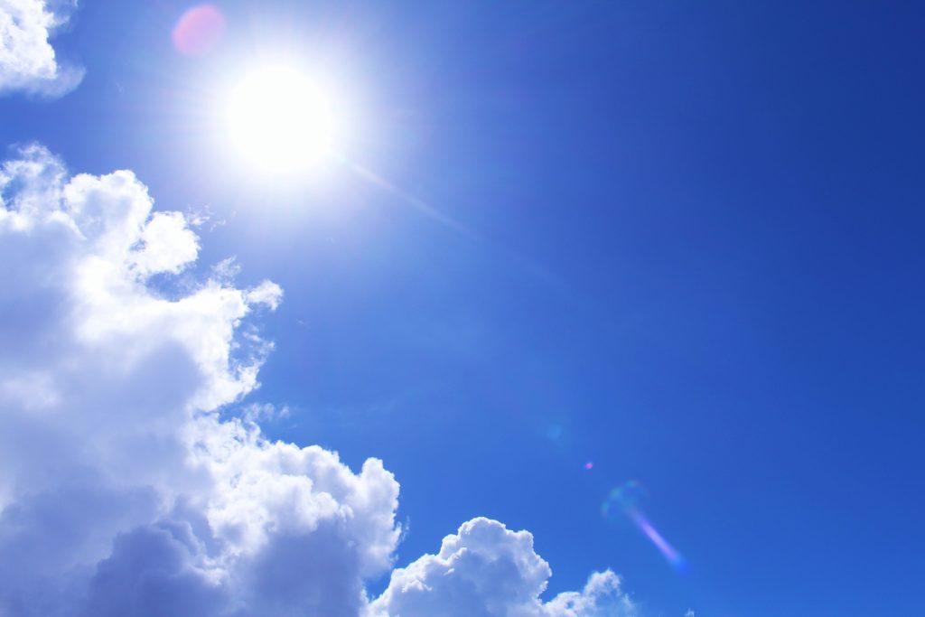 2019年8月8日は立秋(りっしゅう)です。 | お天気.com
