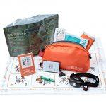Amazon|持ち歩ける防災グッズ9点セット 災害イツモ 常時携行パックⅡ|非常用持出袋・緊急避難セット 通販
