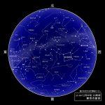 東京の星空・カレンダー・惑星(2019年12月) | 国立天文台(NAOJ)