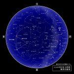 東京の星空・カレンダー・惑星(2020年4月) | 国立天文台(NAOJ)