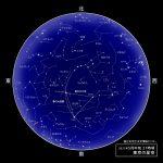 東京の星空・カレンダー・惑星(2021年5月) | 国立天文台(NAOJ)