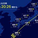 星出さんが滞在している「きぼう」日本実験棟/ISSを見よう 2021/5/14