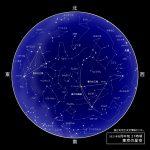 東京の星空・カレンダー・惑星(2021年6月) | 国立天文台(NAOJ)
