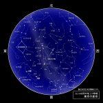 東京の星空・カレンダー・惑星(2021年8月) | 国立天文台(NAOJ)