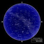 東京の星空・カレンダー・惑星(2021年10月) | 国立天文台(NAOJ)